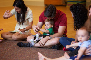 Music Classes for Children and the Adults who Love Them