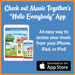 Music Together Hello Everybody App